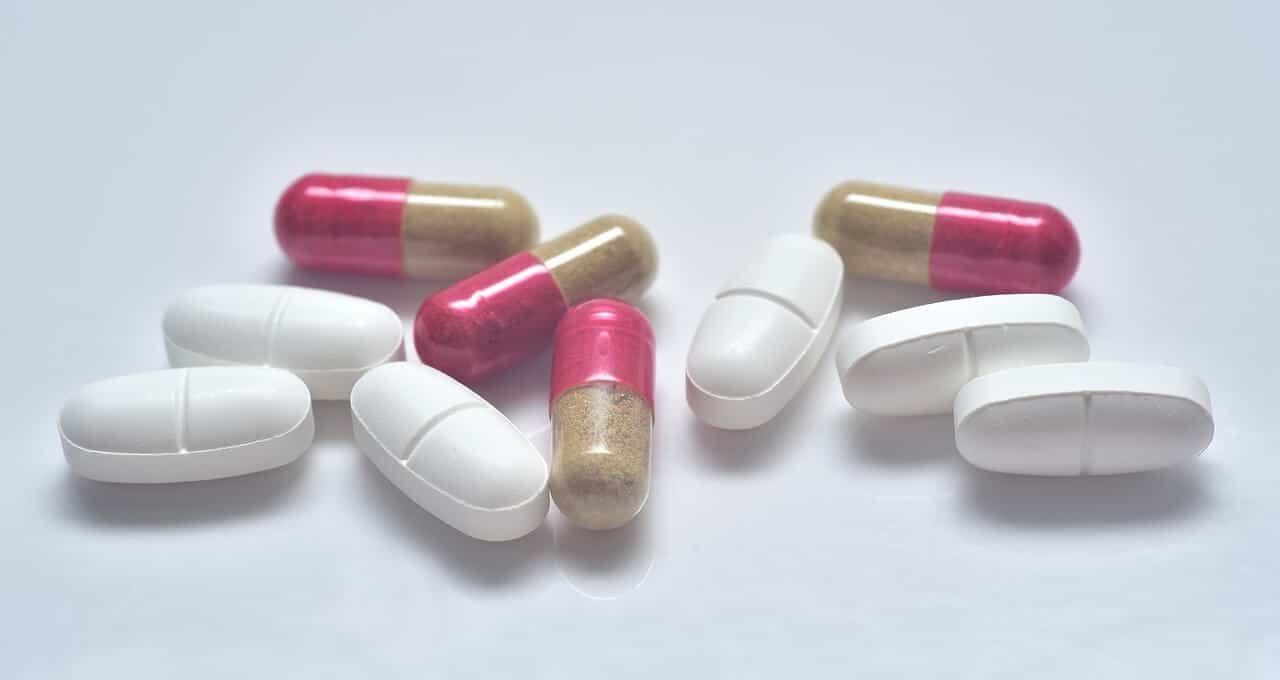 Pille Und Antibiotika
