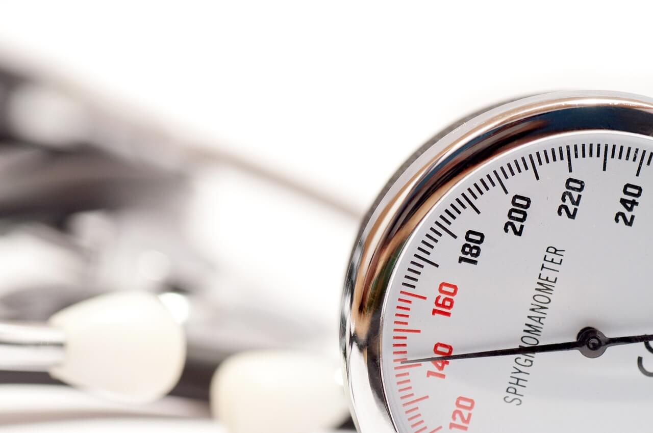 Blutdruckschwankungen