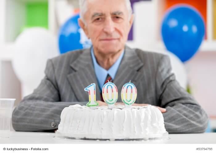 Mission: 100 Jahre alt werden – leichtgemacht