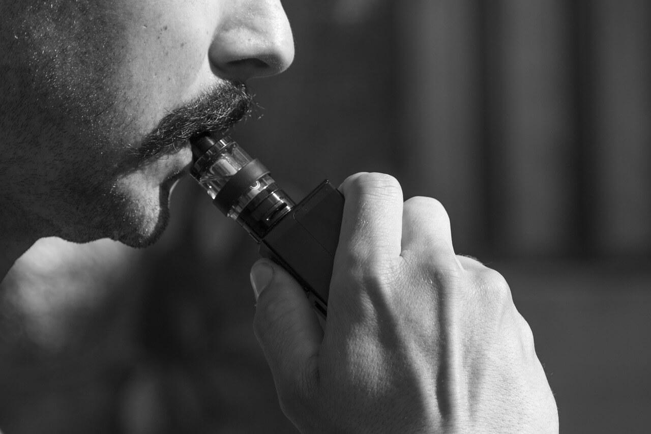 E-Zigaretten als Rauchersatz
