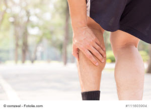 Schmerzen im Bein