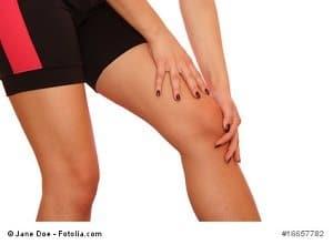 Schmerzen im Knie – Ursachen und Gegenmaßnahmen