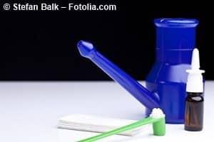 Nasendusche – Wirkung und Tipps zur Anwendung