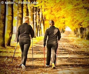 Abnehmen mit Nordic Walking – ein Überblick