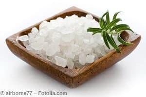 Zu viel Salz ist ungesund – salzreiche Ernährung und ihre Folgen