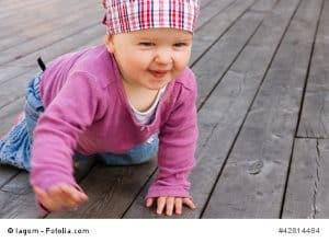 Wenn Kinder laufen lernen – ein Wunder der Natur