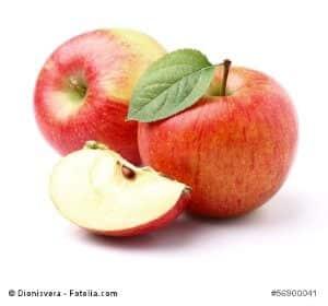 Apfel in der Ernährung – Inhaltstoffe, Kalorien und Vitamine