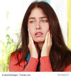 Kieferschmerzen – wenn es diffus schmerzt! – Ursachen und Behandlung