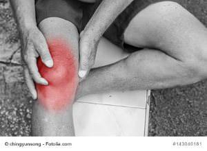 Wasser im Knie (Kniegelenkserguss) – Ursachen und Gegenmittel