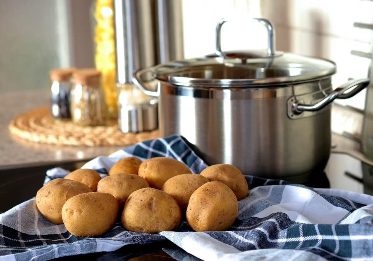 Kartoffel-Diät