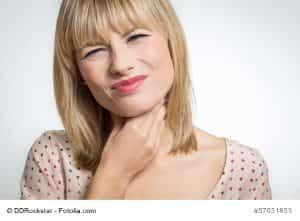 Seitenstrangangina – Ursachen, Symptome, Behandlung
