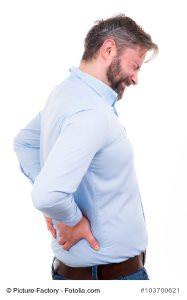 Lendenwirbelschmerzen – was tun? – Ursachen und Gegenmittel