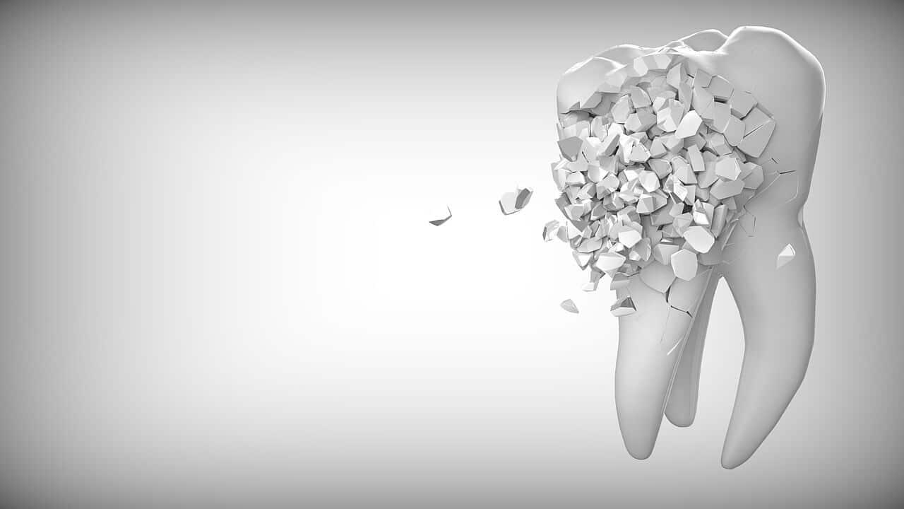 Zahnwurzelentzündung