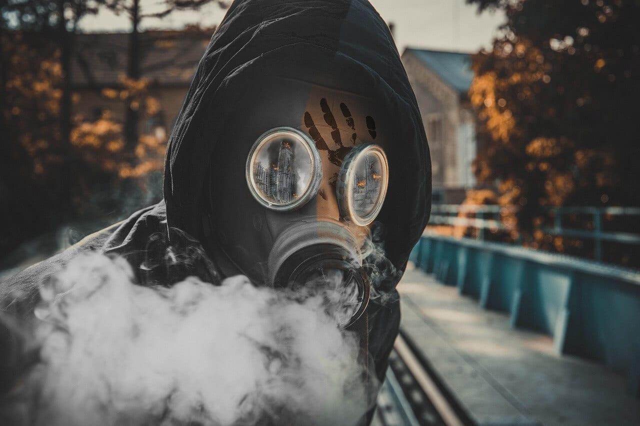 Kohlenmonoxidvergiftung