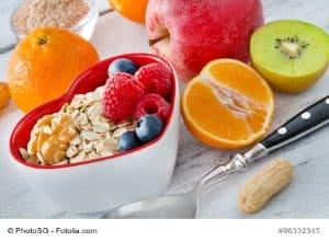 Ballaststoffreiche Lebensmittel – Tabelle und Übersicht