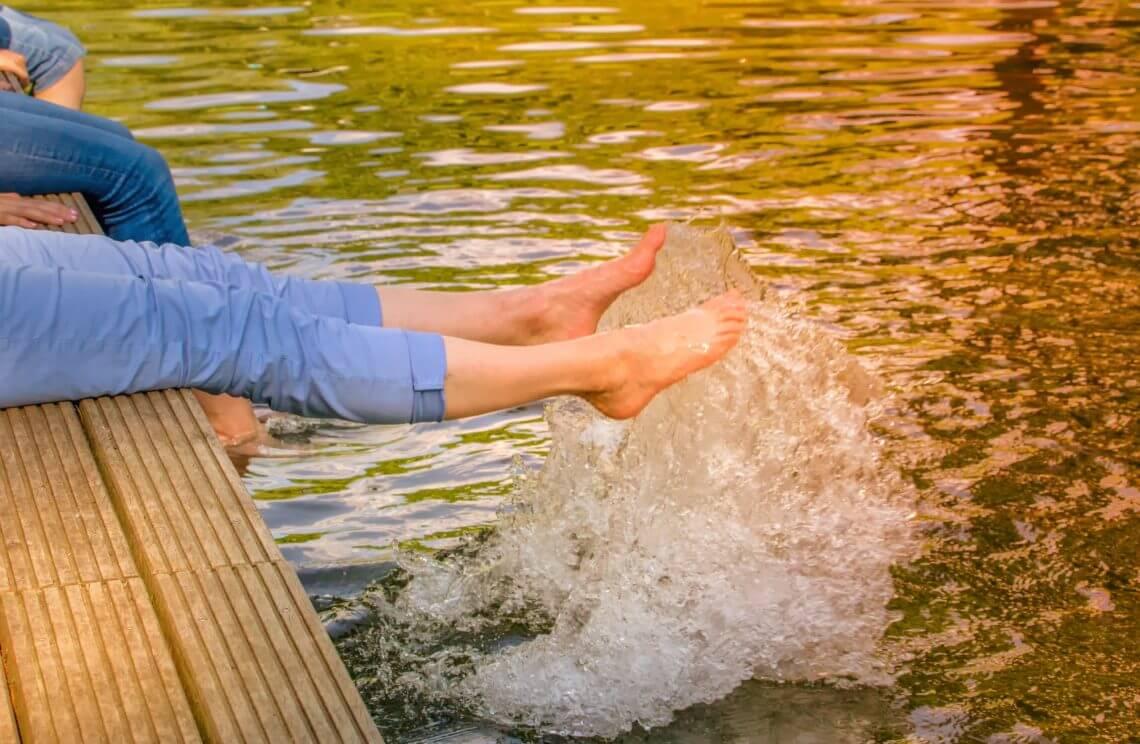 Besenreiser Behandlung: Möglichkeiten zum Entfernen und Vorbeugen
