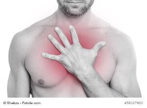 Brennen in der Brust – Ursachen und Gegenmaßnahmen