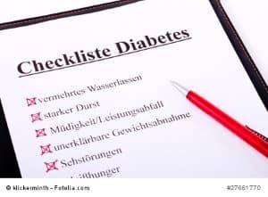 Diabetes Anzeichen – wie Sie Diabetes erkennen