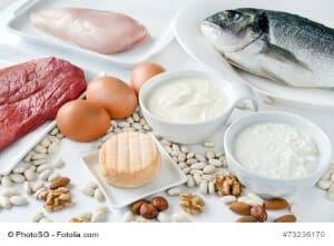 Eiweißreiche Lebensmittel – Tabelle und Übersicht