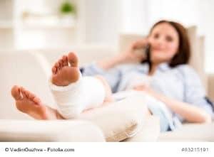Ermüdungsbruch – Ursachen, Symptome, Behandlung