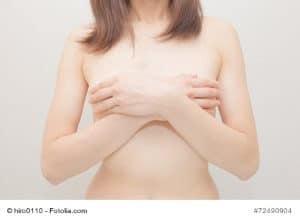 Juckende Brustwarzen – Ursachen und Gegenmittel