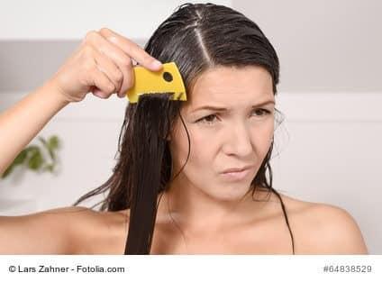 Haarwurzelschmerzen