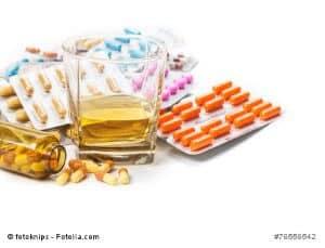 Antibiotika und Alkohol – Risiken und Wechselwirkungen