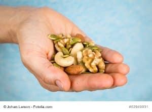 Zinkhaltige Lebensmittel – Tabelle und Infos