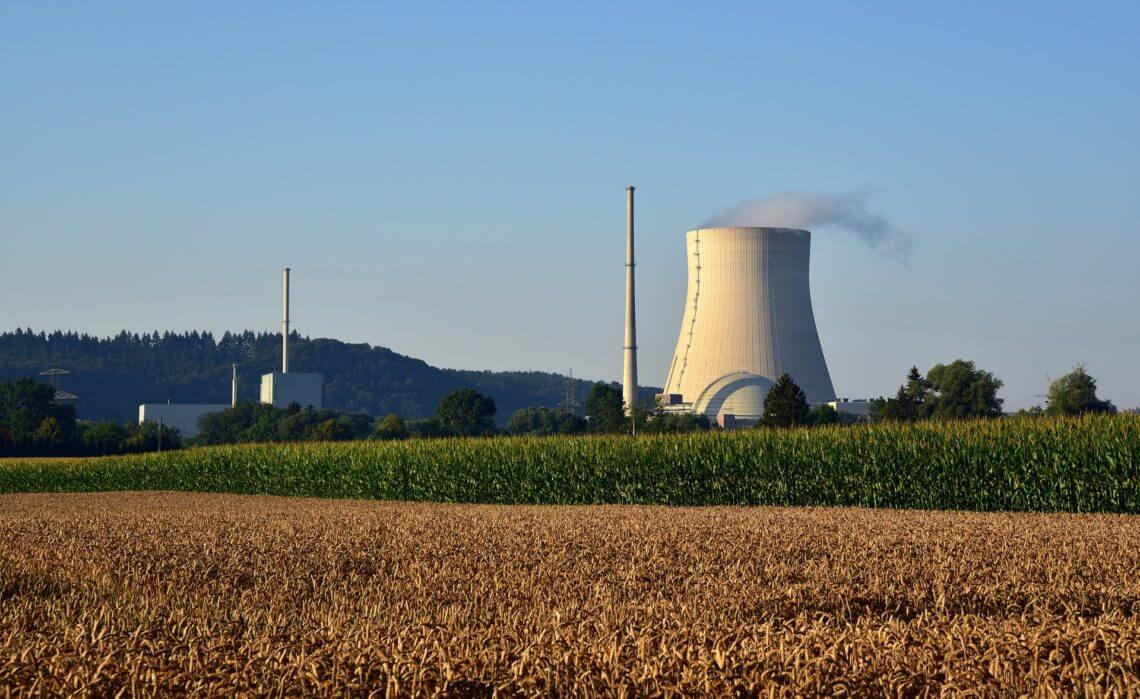 Krebs und Atomkraft
