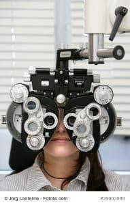 Verschwommenes Sehen – Ursachen und Gegenmittel