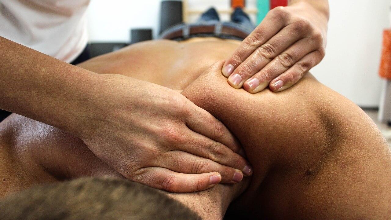 Muskelverhärtung