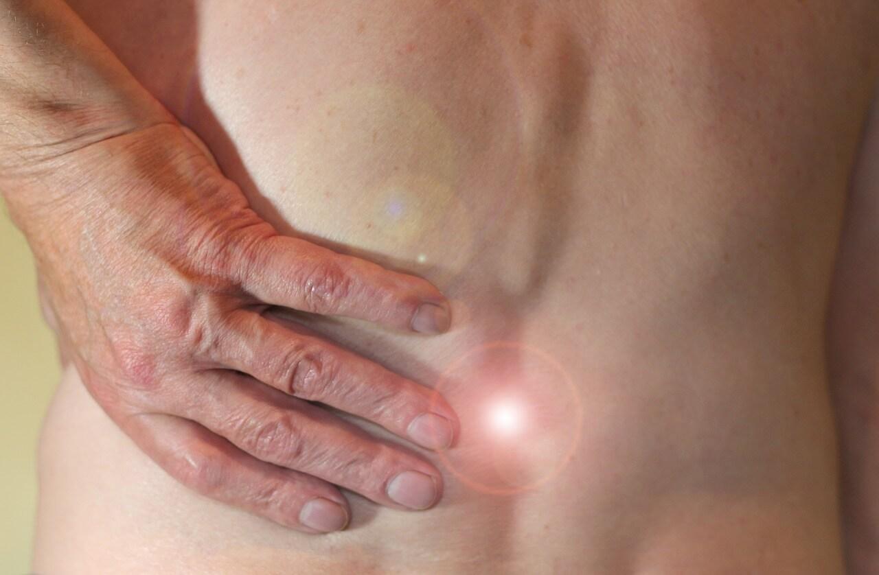 Lendenwirbelschmerzen