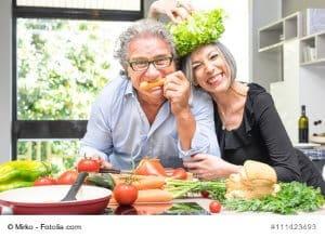 Vegane Ernährung im Alter: Ohne Steak und Pudelmütze