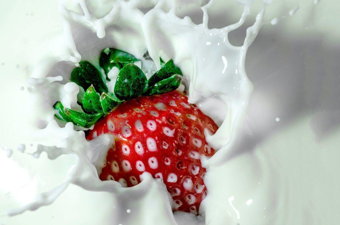 Calciumhaltige Lebensmittel