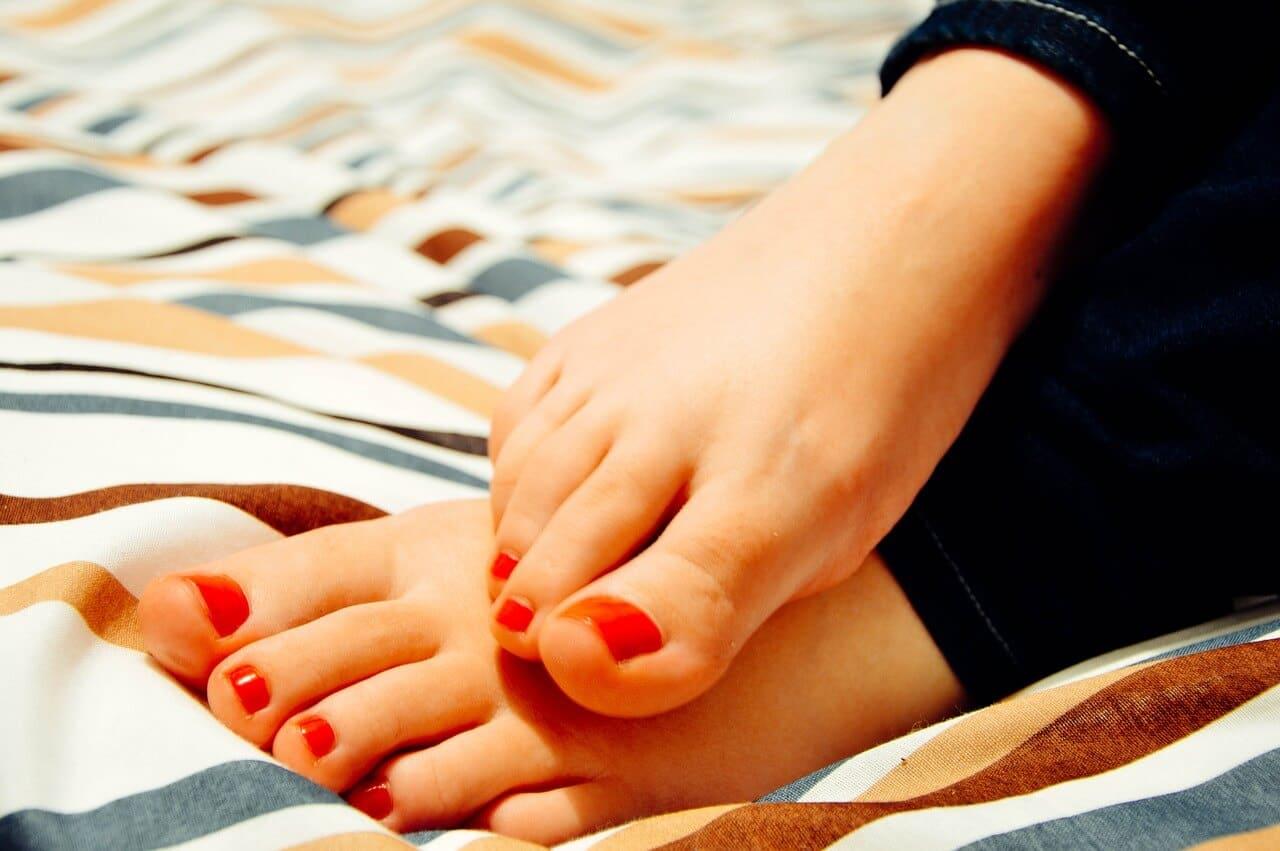 Eingewachsener Zehennagel